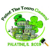 St Pat's Palatine - Paint the Town Green