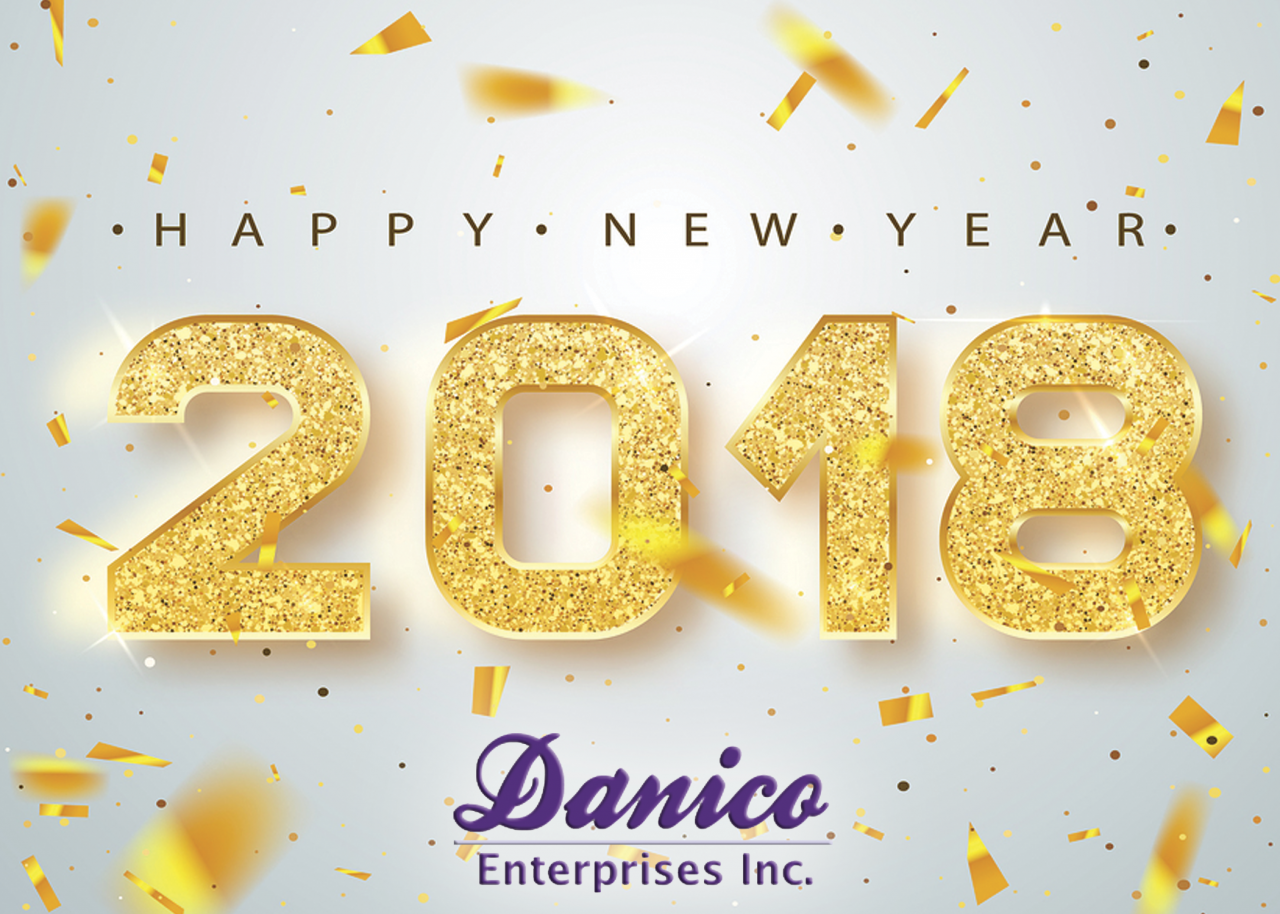 wishing you great success in the coming year happy new year from all of us here at danico