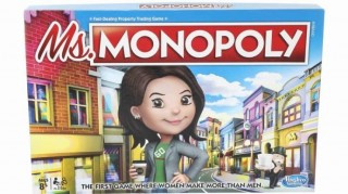 Ms. Monopoly is an advocate whose mission is to invest in female entrepreneurs