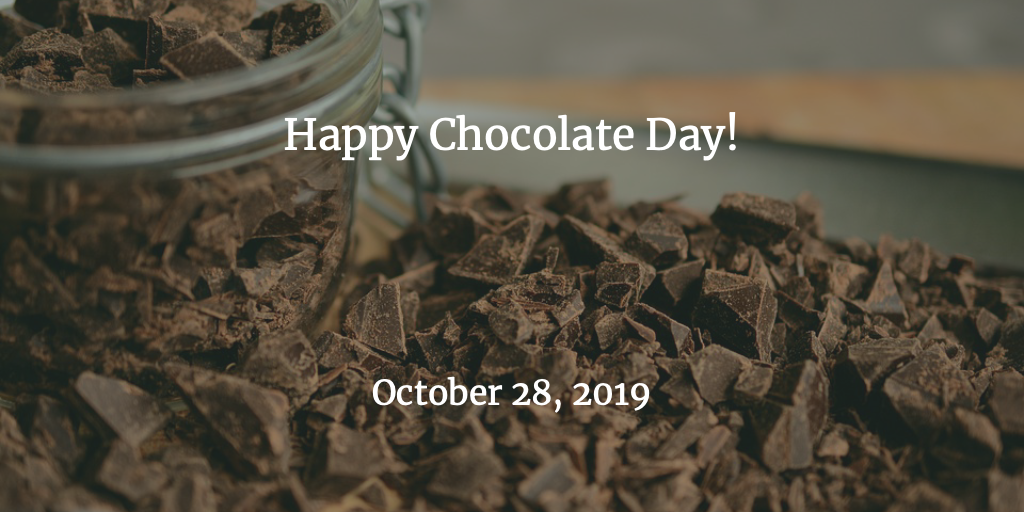 20191028ChocolateDay